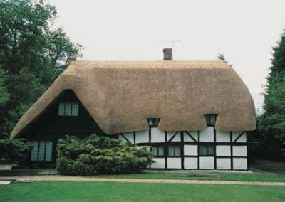 Tudor Thatched Roof Dorset
